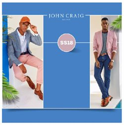 John Craig deals in the Port Elizabeth special