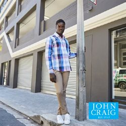 John Craig deals in the Johannesburg special