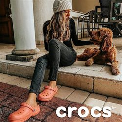 Crocs offers in the Crocs catalogue ( Expired)
