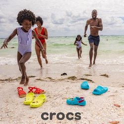 Crocs catalogue ( More than a month)