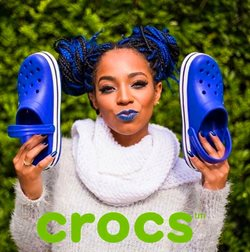 Crocs deals in the Johannesburg special