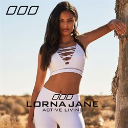 Lorna Jane deals in the Sandton special