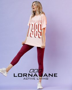 Lorna Jane offers in the Lorna Jane catalogue ( 3 days left)