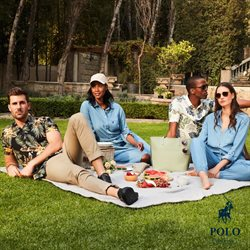 Luxury brands offers in the Polo catalogue in Cape Town
