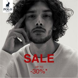 Luxury brands offers in the Polo catalogue ( 6 days left)