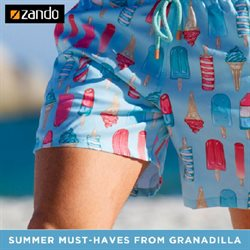 Clothes, shoes & accessories offers in the Zando catalogue in Cape Town
