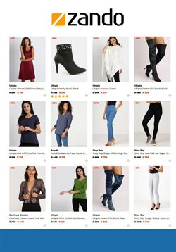 Heels offers in the Zando catalogue in Cape Town