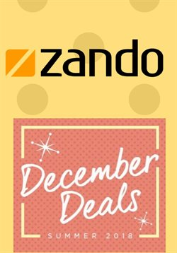 Zando deals in the Johannesburg special