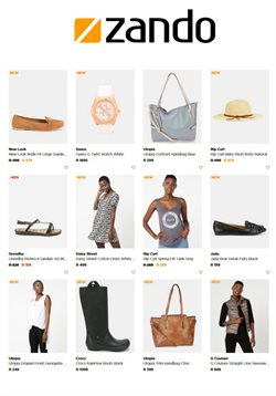 Watch offers in the Zando catalogue in Cape Town