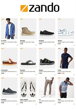 Shoes offers in the Zando catalogue in Cape Town