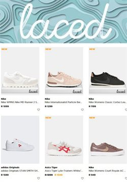 Adidas sneakers offers in the Zando catalogue in Cape Town