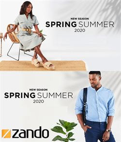 Zando catalogue ( More than a month)