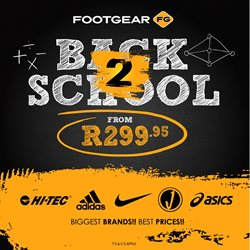 Footgear catalogue ( Expires tomorrow )