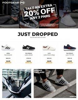 Footgear offers in the Footgear catalogue ( 1 day ago)