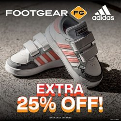 Clothes, Shoes & Accessories offers in the Footgear catalogue ( Expires today)
