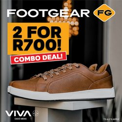 Clothes, Shoes & Accessories offers in the Footgear catalogue ( 5 days left)