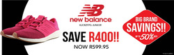 Footgear deals in the Johannesburg special