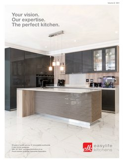 Easylife Kitchens offers in the Easylife Kitchens catalogue ( 9 days left)
