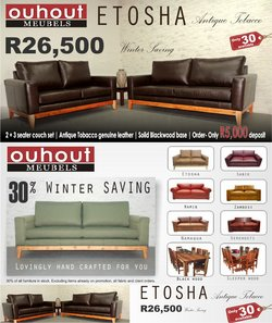 Ouhout Meubels offers in the Ouhout Meubels catalogue ( Expires tomorrow)