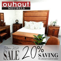 Ouhout Meubels offers in the Ouhout Meubels catalogue ( 9 days left)