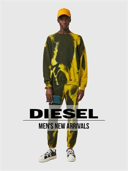 Diesel offers in the Diesel catalogue ( 15 days left)