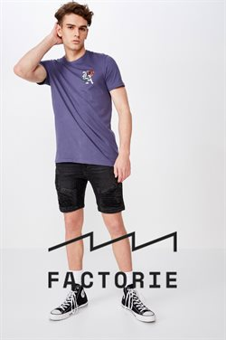 Factorie deals in the Cape Town special