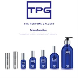 The Perfume Gallery catalogue ( Expired )