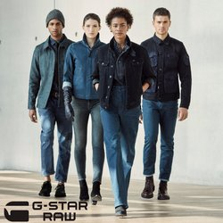 G-Star RAW offers in the G-Star RAW catalogue ( More than a month)