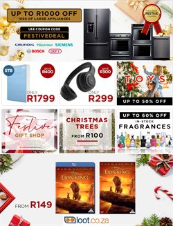 Loot deals in the Cape Town special