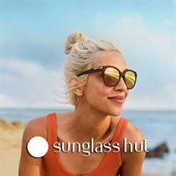Sunglass Hut deals in the Johannesburg special