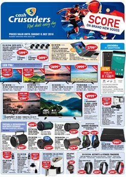 Electricals & Home Appliances offers in the Cash Crusaders catalogue in Khayelitsha