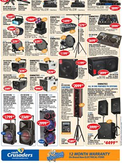 Lamp offers in the Cash Crusaders catalogue in Khayelitsha