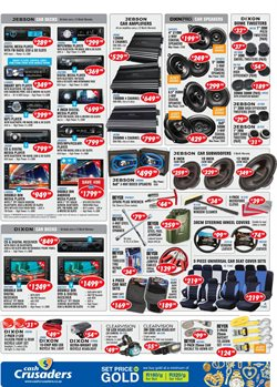 Headlights offers in the Cash Crusaders catalogue in Cape Town