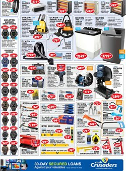 Batteries offers in the Cash Crusaders catalogue in Cape Town