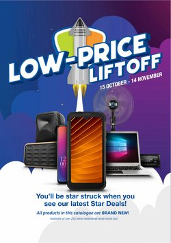 Electronics & Home Appliances offers in the Cash Crusaders catalogue ( 23 days left)
