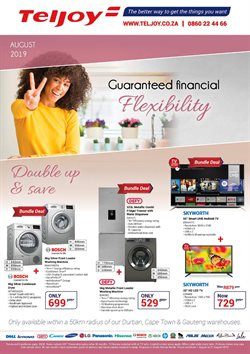 Teljoy deals in the Midrand special