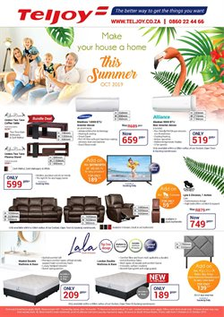 Teljoy deals in the Cape Town special