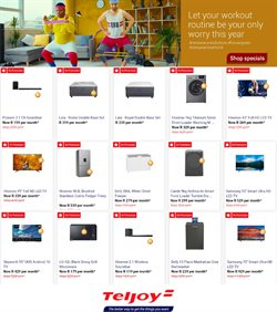 Electronics & Home Appliances offers in the Teljoy catalogue in Cape Town ( 17 days left )
