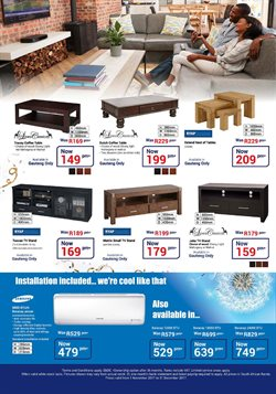 Air conditioner offers in the Teljoy catalogue in Cape Town