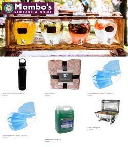 Mambo's Plastics Warehouse catalogue ( Expired )
