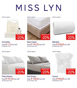Baby bedding specials in Miss Lyn