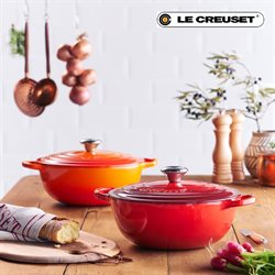 Le Creuset deals in the Cape Town special
