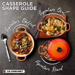Le Creuset deals in the Johannesburg special