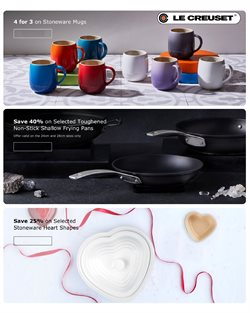 Le Creuset catalogue ( Expired )