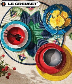 Le Creuset catalogue ( 17 days left )