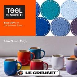 Le Creuset catalogue ( 19 days left)