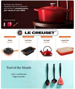 Le Creuset catalogue ( 2 days left)