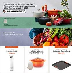 Le Creuset catalogue ( 5 days left)