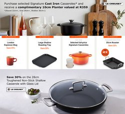 Le Creuset offers in the Le Creuset catalogue ( 1 day ago)