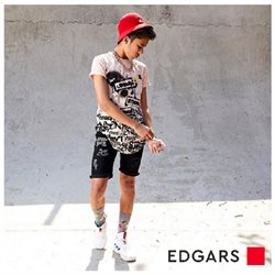 Clothes, shoes & accessories offers in the Edgars catalogue in Rustenburg